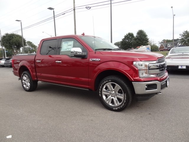 2018 F-150 SuperCrew Cab 4x4,  Pickup #G88784 - photo 4