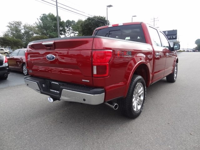 2018 F-150 SuperCrew Cab 4x4,  Pickup #G88784 - photo 2