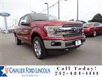 2018 F-150 SuperCrew Cab 4x4,  Pickup #G88784 - photo 1