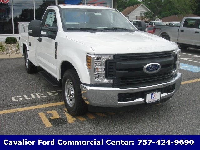 2018 F-250 Regular Cab 4x2,  Knapheide Standard Service Body #G88830 - photo 1