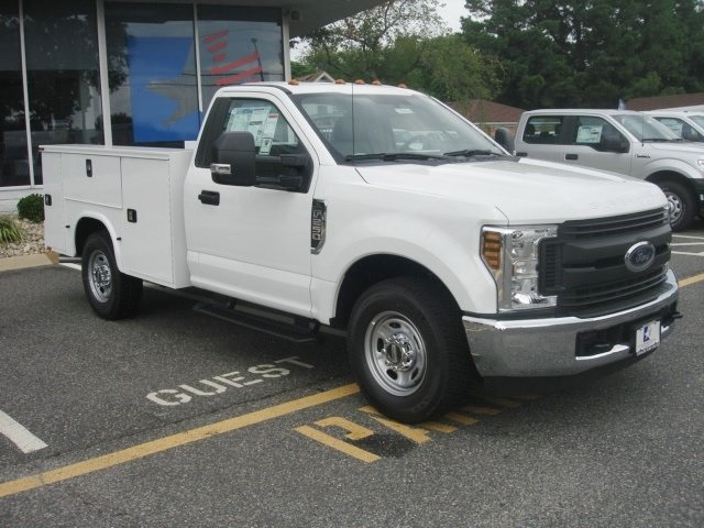 2018 F-250 Regular Cab 4x2,  Service Body #G88830 - photo 3