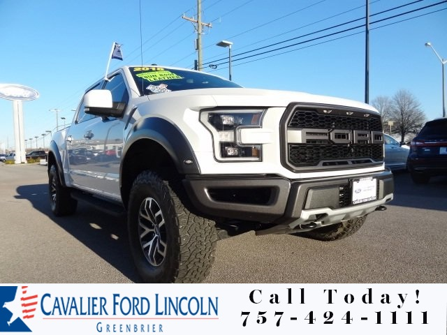 2018 F-150 SuperCrew Cab 4x4,  Pickup #G88846 - photo 1