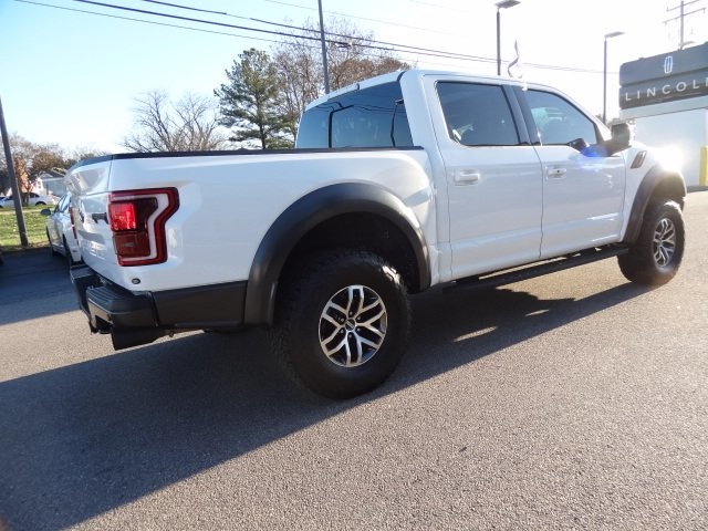 2018 F-150 SuperCrew Cab 4x4,  Pickup #G88846 - photo 5
