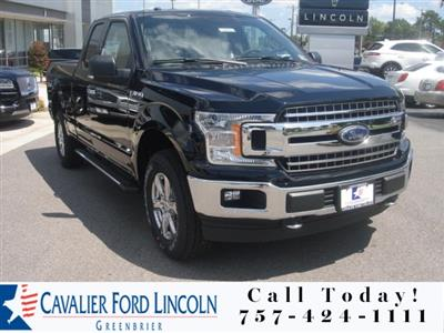 2018 F-150 Super Cab 4x4,  Pickup #G88896 - photo 1