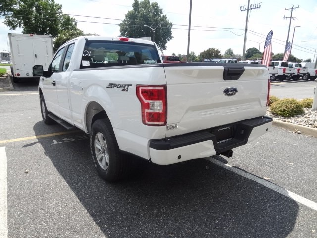 2018 F-150 Super Cab 4x4,  Pickup #G88901 - photo 4