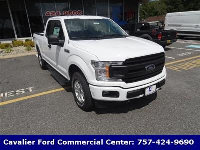 2018 F-150 Super Cab 4x4,  Pickup #G88901 - photo 1