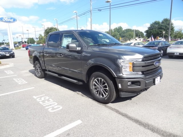 2018 F-150 SuperCrew Cab 4x4,  Pickup #G88932 - photo 3