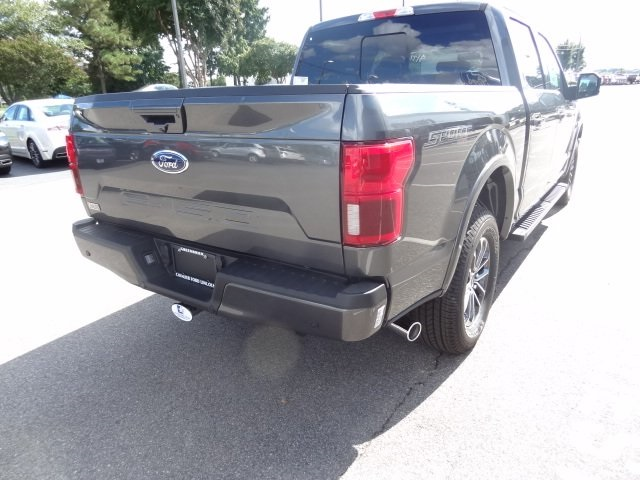2018 F-150 SuperCrew Cab 4x4,  Pickup #G88932 - photo 2