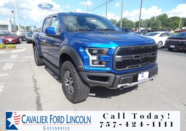 2018 F-150 SuperCrew Cab 4x4,  Pickup #G88937 - photo 1