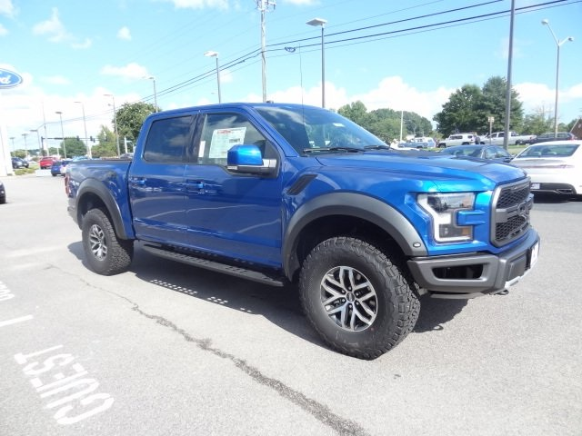 2018 F-150 SuperCrew Cab 4x4,  Pickup #G88937 - photo 3