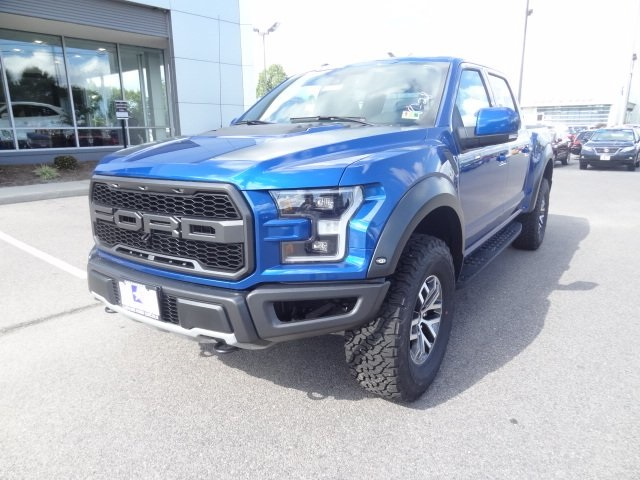 2018 F-150 SuperCrew Cab 4x4,  Pickup #G88937 - photo 6