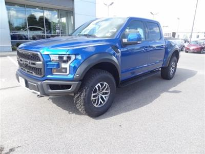 2018 F-150 SuperCrew Cab 4x4,  Pickup #G88937 - photo 5