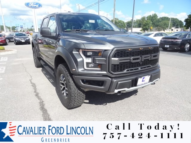 2018 F-150 SuperCrew Cab 4x4,  Pickup #G88939 - photo 1