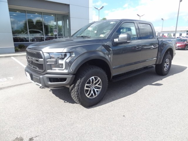 2018 F-150 SuperCrew Cab 4x4,  Pickup #G88939 - photo 5