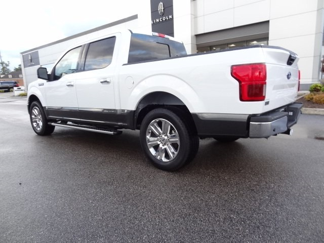 2018 F-150 SuperCrew Cab 4x2,  Pickup #G89022 - photo 2
