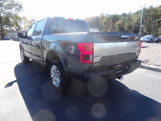 2018 F-150 SuperCrew Cab 4x4,  Pickup #G89066 - photo 4