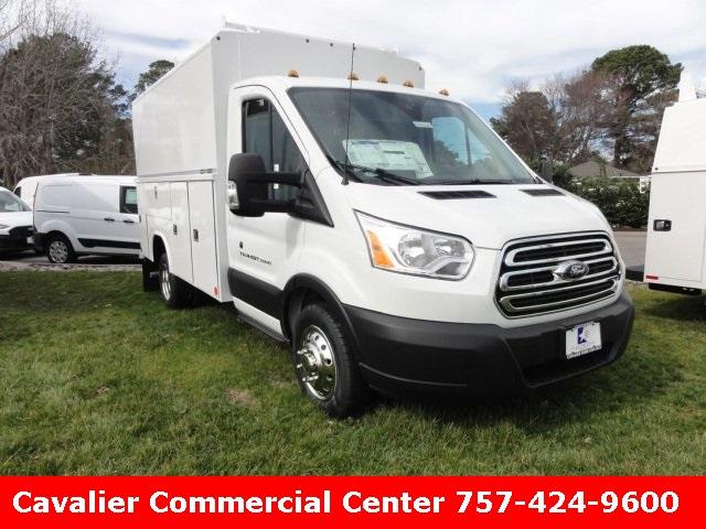 2019 Ford Transit 350 HD DRW 4x2, Reading Service Utility Van #G96225 - photo 1
