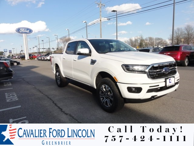 2019 Ford Ranger SuperCrew Cab 4x4, Pickup #G96375 - photo 1