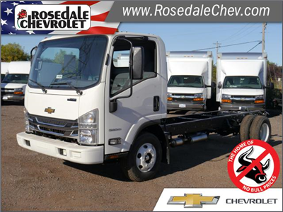 2016 Low Cab Forward Regular Cab 4x2,  Cab Chassis #166386 - photo 1
