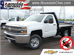 2017 Silverado 2500 Regular Cab 4x4,  Knapheide Value-Master X Platform Body #175873 - photo 1
