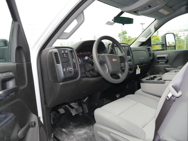 2017 Silverado 3500 Regular Cab DRW 4x4, Knapheide Drop Side Dump Bodies Dump Body #176105 - photo 3