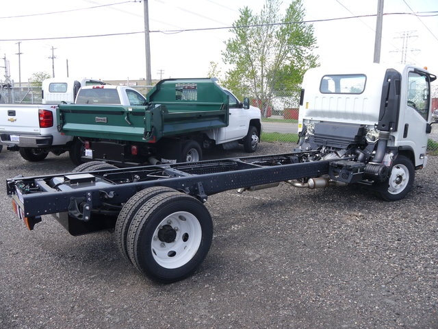 2017 Low Cab Forward Regular Cab 4x2,  Cab Chassis #176376 - photo 2