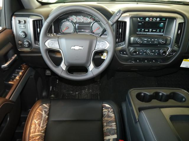 2018 Silverado 1500 Crew Cab 4x4, Pickup #185236 - photo 11