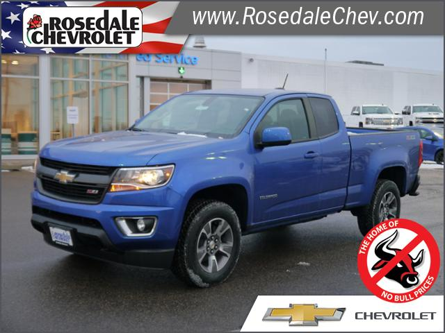 2018 Colorado Extended Cab 4x4, Pickup #185313 - photo 1