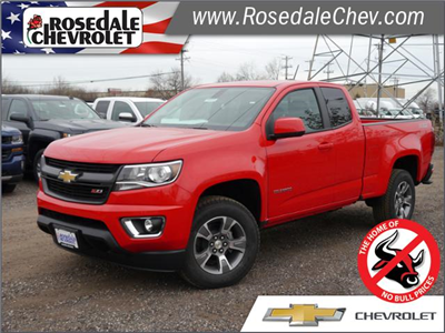 2018 Colorado Extended Cab 4x4,  Pickup #185332 - photo 1