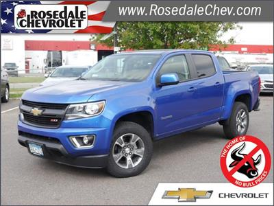 2018 Colorado Crew Cab 4x4,  Pickup #185395 - photo 1