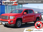 2015 Canyon Crew Cab 4x4, Pickup #185442A - photo 1