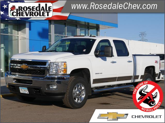 2014 Silverado 3500 Double Cab 4x4,  Pickup #185472A - photo 1