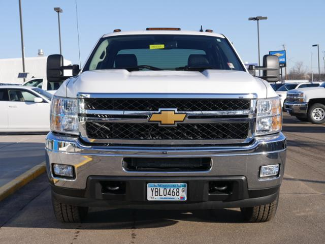 2014 Silverado 3500 Double Cab 4x4,  Pickup #185472A - photo 3