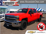 2018 Silverado 2500 Crew Cab 4x4, Pickup #185496 - photo 1