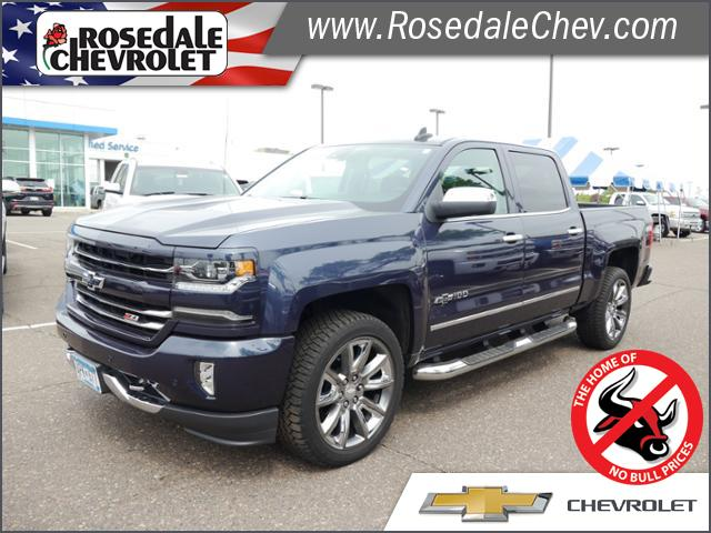 2018 Silverado 1500 Crew Cab 4x4,  Pickup #185611 - photo 1