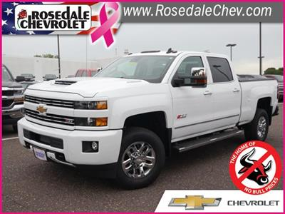 2018 Silverado 3500 Crew Cab 4x4,  Pickup #185703 - photo 1
