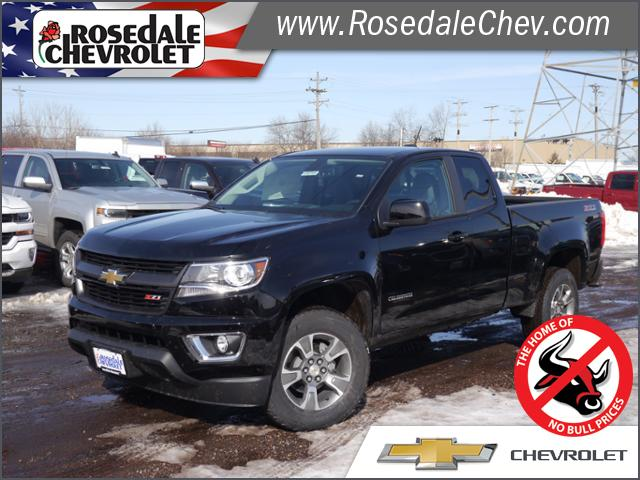 2018 Colorado Extended Cab 4x4, Pickup #185744 - photo 1