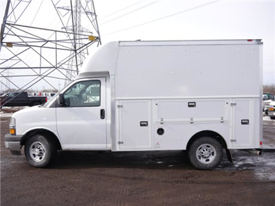 2018 Express 3500, Service Utility Van #185788 - photo 3