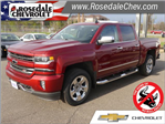 2018 Silverado 1500 Crew Cab 4x4,  Pickup #185849 - photo 1