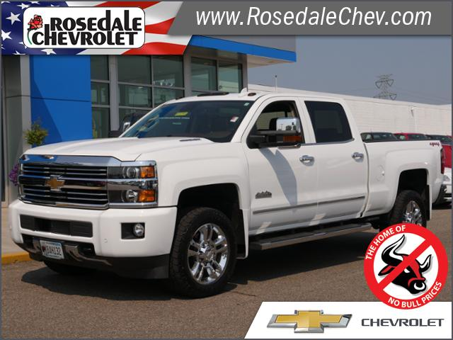 2015 Silverado 2500 Crew Cab 4x4,  Pickup #185898A - photo 1