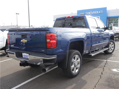 2018 Silverado 2500 Crew Cab 4x4,  Pickup #185922 - photo 2