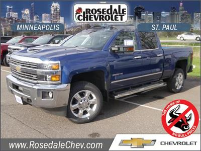 2018 Silverado 2500 Crew Cab 4x4,  Pickup #185922 - photo 1