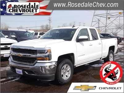 2018 Silverado 1500 Double Cab 4x4,  Pickup #185951 - photo 1