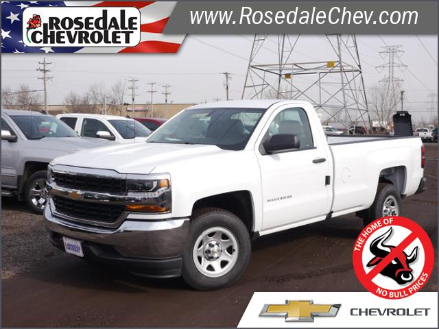 2018 Silverado 1500 Regular Cab 4x2,  Pickup #185956 - photo 1