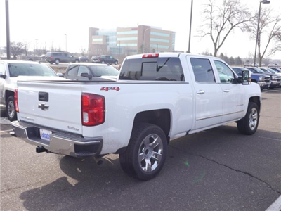 2018 Silverado 1500 Crew Cab 4x4, Pickup #185981 - photo 2