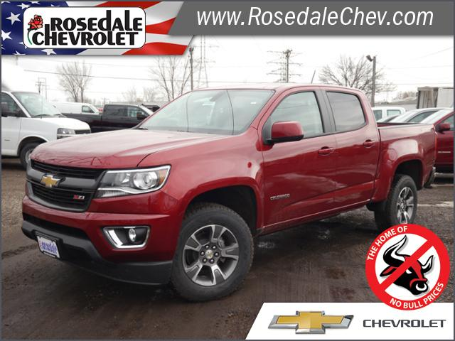2018 Colorado Crew Cab 4x4, Pickup #185985 - photo 1