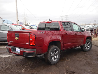 2018 Colorado Crew Cab 4x4,  Pickup #185985 - photo 2