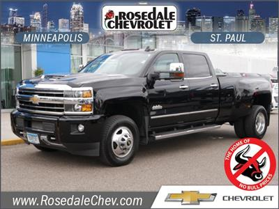 2018 Silverado 3500 Crew Cab 4x4,  Pickup #186052A - photo 1