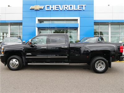 2018 Silverado 3500 Crew Cab 4x4,  Pickup #186052A - photo 4