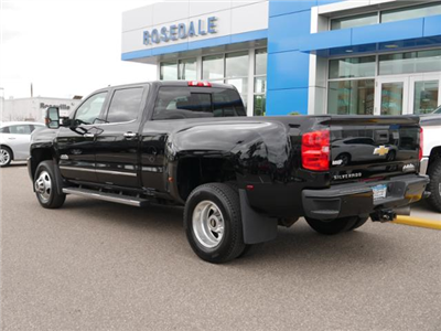 2018 Silverado 3500 Crew Cab 4x4,  Pickup #186052A - photo 2